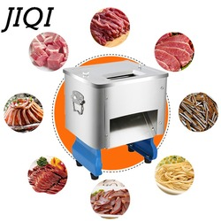 JIQI commercial electric Meat Grinders Multi-functional meat-cutting machine food slicing Diced