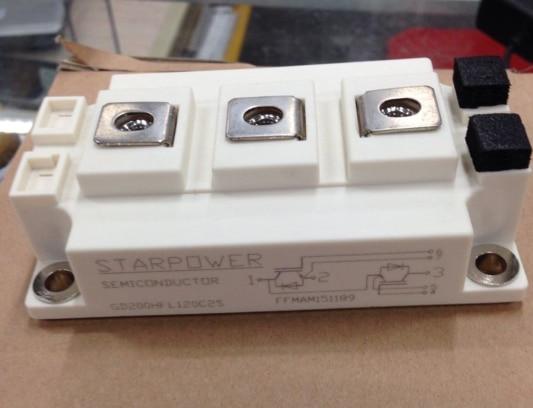 - brand new original GD150HFL120C2S spot 150 a 1200 v starr STARPOWER module