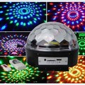 NEW Magic Crystal Ball Disco Light Party Light laser projector sound stage light with usb dish and  remote control