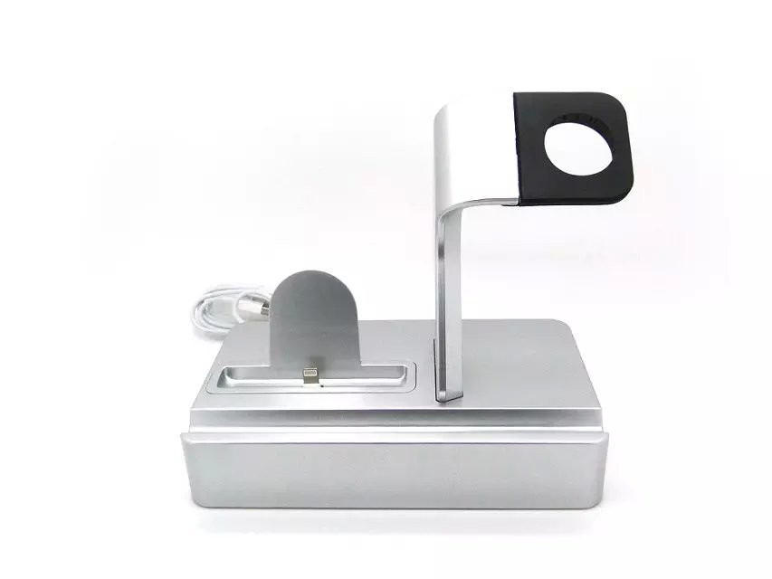 все цены на NEW Dock Stand Bracket Accessories Charging Mount Holder For Watch iPhone iWatch онлайн