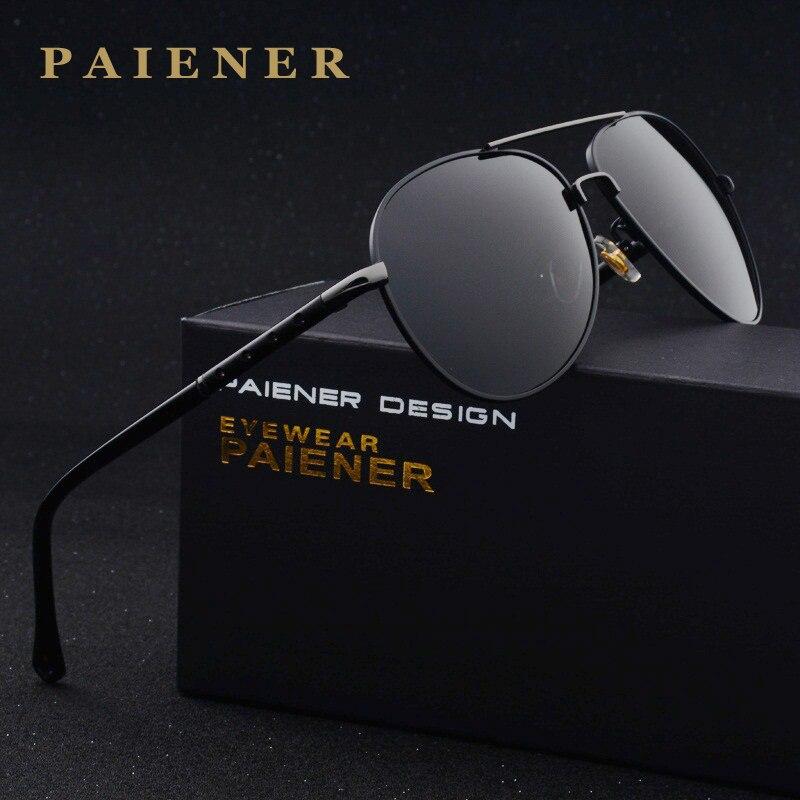 Clássico marca de Moda Polarizada Óculos De Sol Dos Homens Mulheres  Coloridos Reflective Coating Lens Acessórios Eyewear UV400 Óculos de Sol 0369c9769b