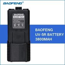 Baofeng УФ-5R Литий-Ионный Аккумулятор 3800 мАч Двухстороннее радио наушник для Baofeng UV5R Рации Части УФ 5R Батареи
