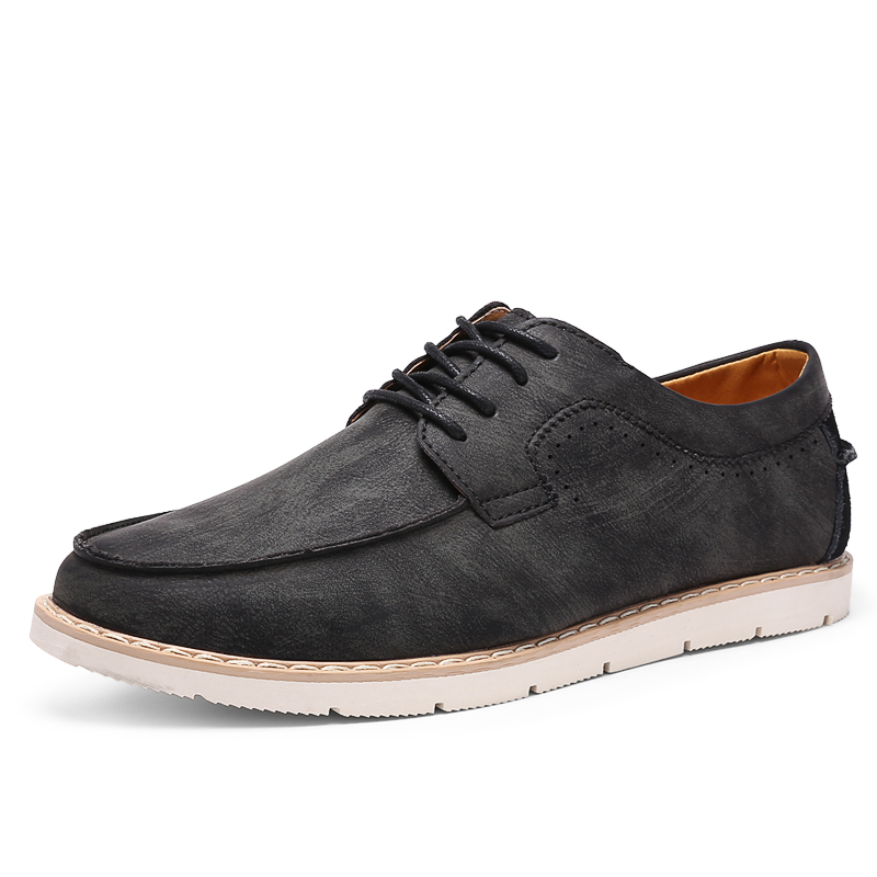 Hei De Cuir mlv Chaussures Casual Designer Conduite 2018 Printemps Sneakers Oxford zong Hommes Luxe En Homme Pour Marque Mode Automne Classique qBUCxxw