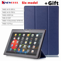 Luxury Ultra Slim Custer PU Leather Case For Lenovo TAB 2 X30 X30F X30M A10 30