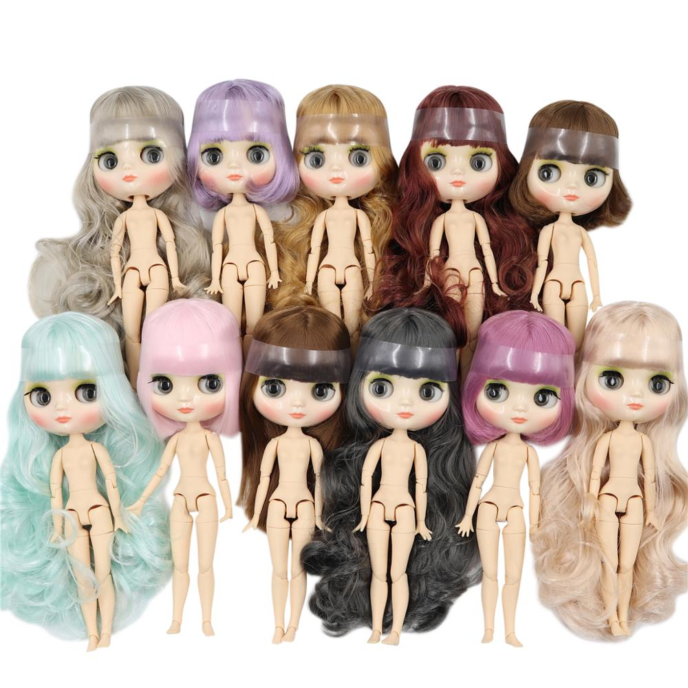 factory blyth middie doll 1/8 bjd 20cm shiny face joint body cute toy girl gift-in Dolls from Toys & Hobbies    1