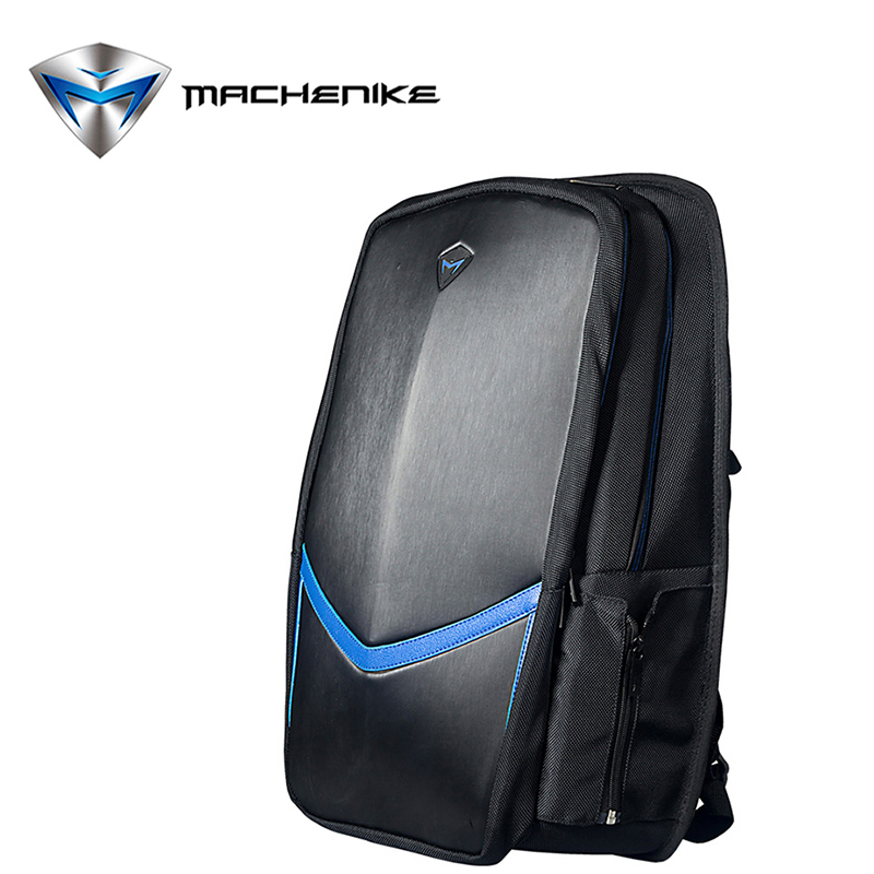 Machenike Armored Combat Pack Portable Briefcase 15.6 Backpack For Gaming Notebooks Stylish and Durable Cool Shape