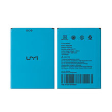 Original Battery For UMI Rome X Smartphone High Quality 2500mAh Backup Battery For UMI Rome+ In Stock