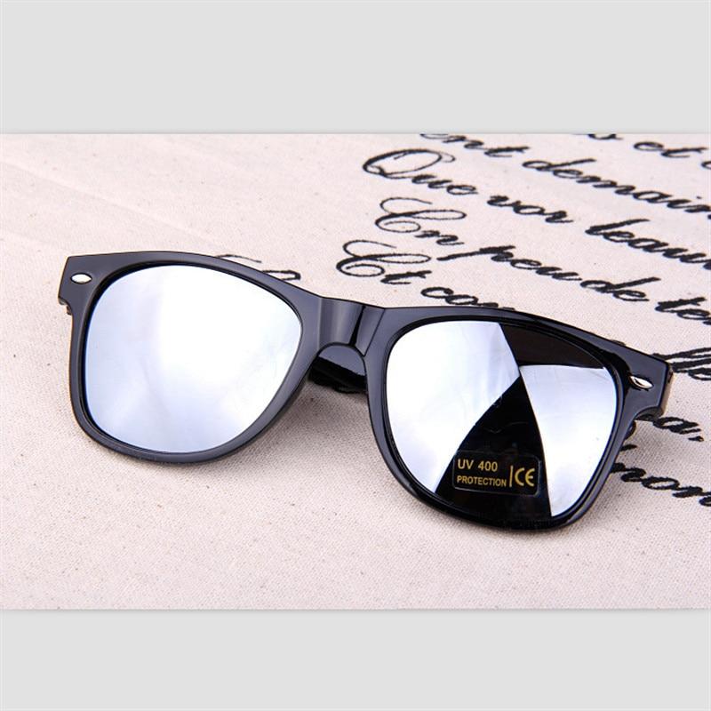 UCOOL Gafas De Sol Feminino Vintage Brand Sunglasses Hombres Diseñador de la Marca Gafas de Sol Reflectantes Unisex Outdoot Eyewear