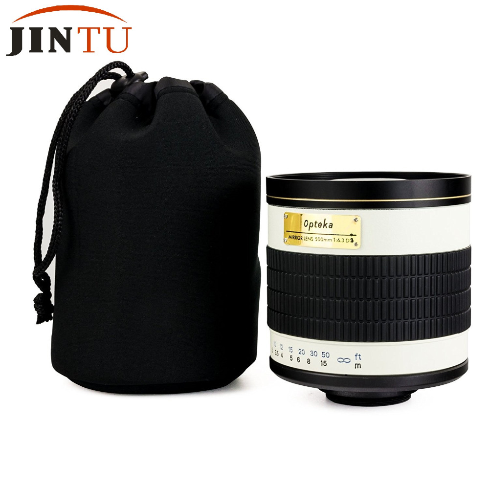 500mm f/6.3 MF Telephoto Mirror <font><b>Lens</b></font> +2x Teleconverter =1000mm For <font><b>Canon</b></font> EOS 1D 5DS 5DS 550D 600D 650D 700D 750D 760D 90D <font><b>80D</b></font> image
