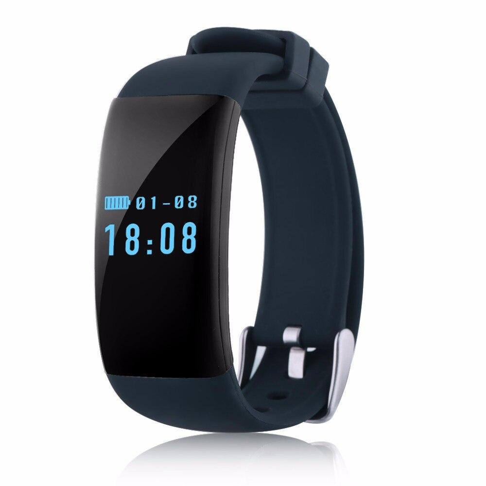 better than mi band 2 Heart Rate Waterproof Smart Wristband Bracelet DFit D21 Swim Band Sport