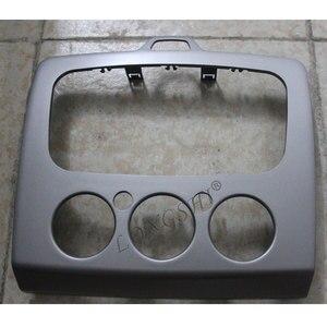 Image 2 - כפול דין DVD לרכב מסגרת עבור פורד פוקוס MK2 2005 ~ 2008 Fascias אוטומטי DVD סטריאו Trim ערכת פנל לוח מחוונים 2 דין רכב רדיו מסגרת 2di