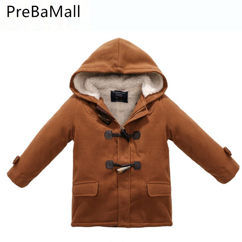 children outerwear 3-8 years old baby boy cotton Hooded coats Winter Jacket children's winter clothing boys Duck down Coat B0538 retail 2018 new winter children outerwear coats boys cotton padded jacket kids duck down cotton coat