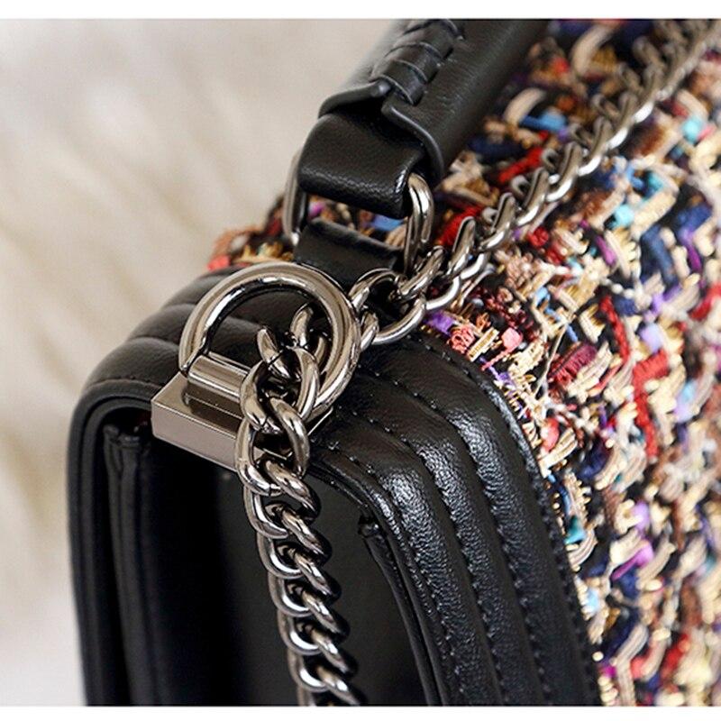 Pour Luxe À Simples Cuir Célèbre Femmes Noir Marques Créateur Supérieure Qualité Main coloré Bandoulière En Femme Sacs Sac H De z5wOqp