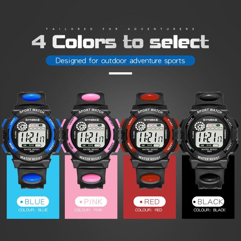 Men Military Watch 30m Wrist Watch Waterproof LED Quartz Clock Sport Watch Male relogios masculino SportS Shock Watch men