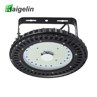 Kaigelin 100W 150W 200W 250W UFO LED High Bay Light 220V Highbay Light Mining Lamp Warehouse Exhibition Gym Industrial Lighting