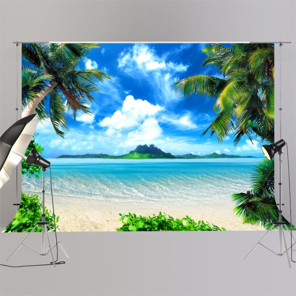Backdrop For Summer Party Pictures Photography Hawaii