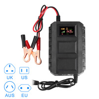 1Pc Car Motorcycle Intelligent 12V 20A Automobile Batteries Lead Acid Smart Battery Charger CSL2017
