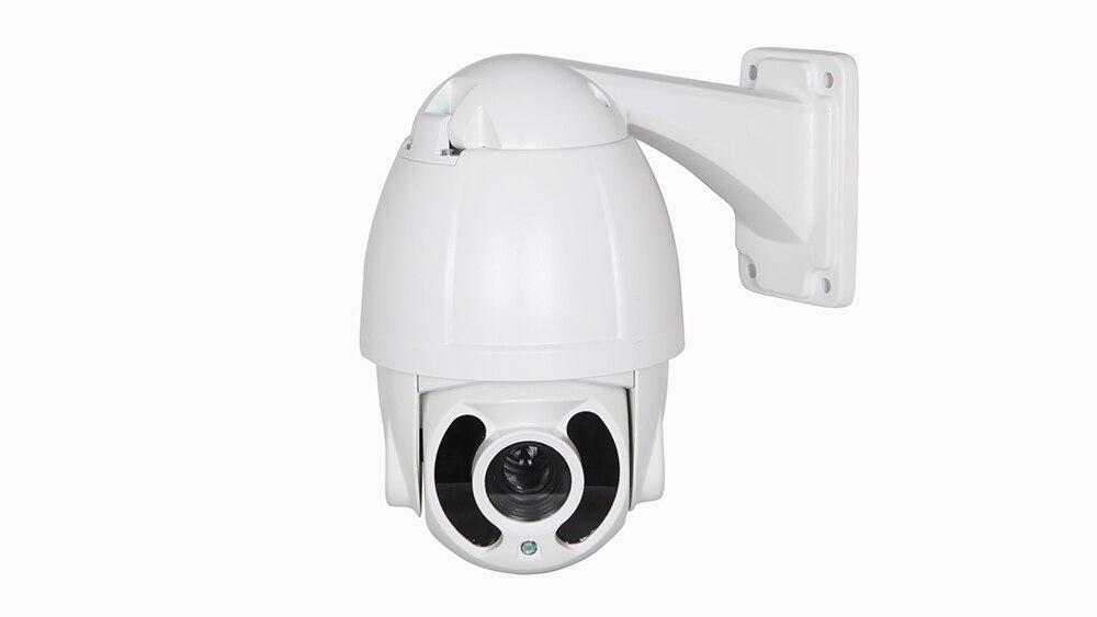 2MP 1080 P Sorveglianza PTZ IR Telecamera Speed Dome 10X Ottico Zoom CVI AHD TVI CVBS Menu OSD Trasferimento HD Coassiale controllo/RS485 - 2
