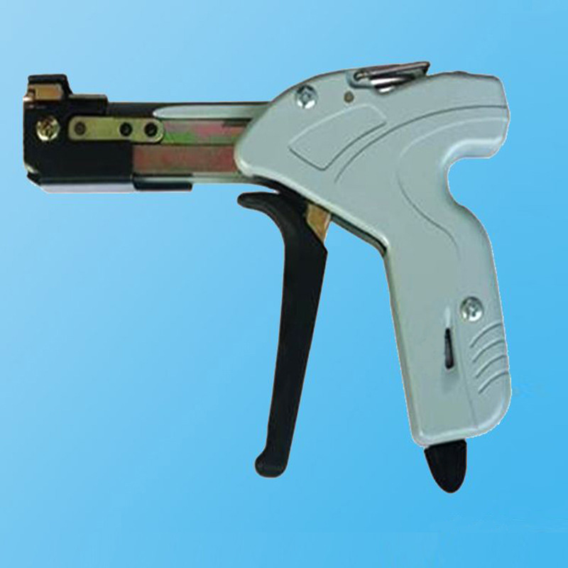 stainless steel  clip plier  automatic cable tie gun 0.3-7.9mm2 tools for stainless steel cable tie