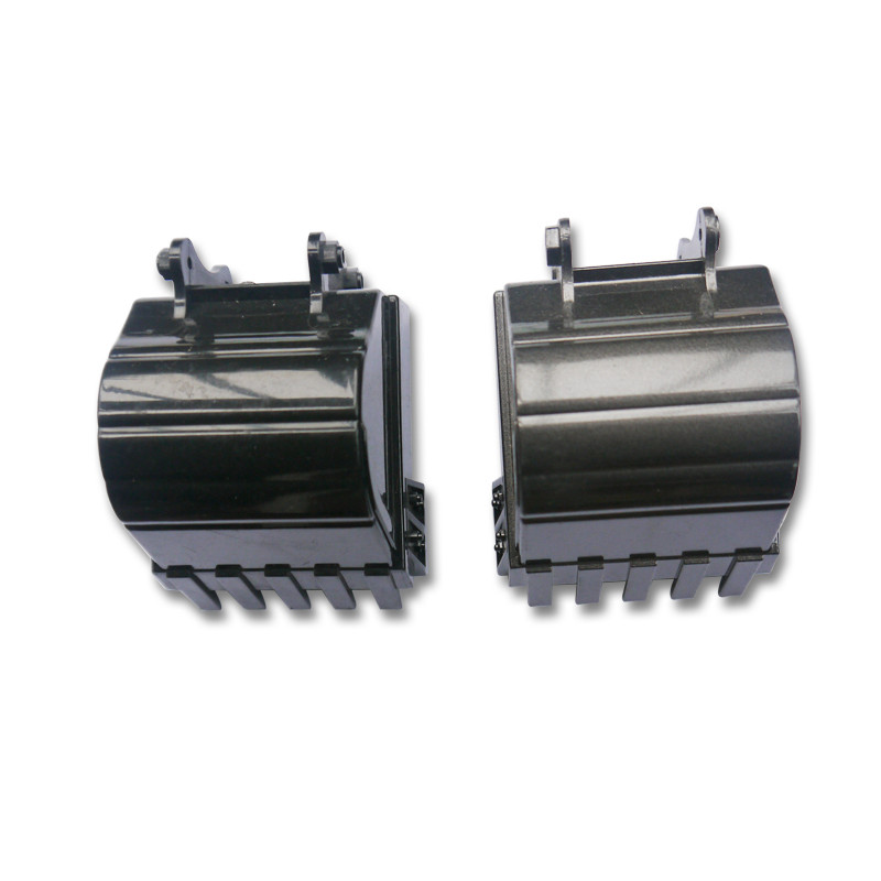 Metal 350 550 Simulation Bucket For HuiNa 580 Excavator RC Car Toys Styling 1/14 15 Channel RC Car Parts