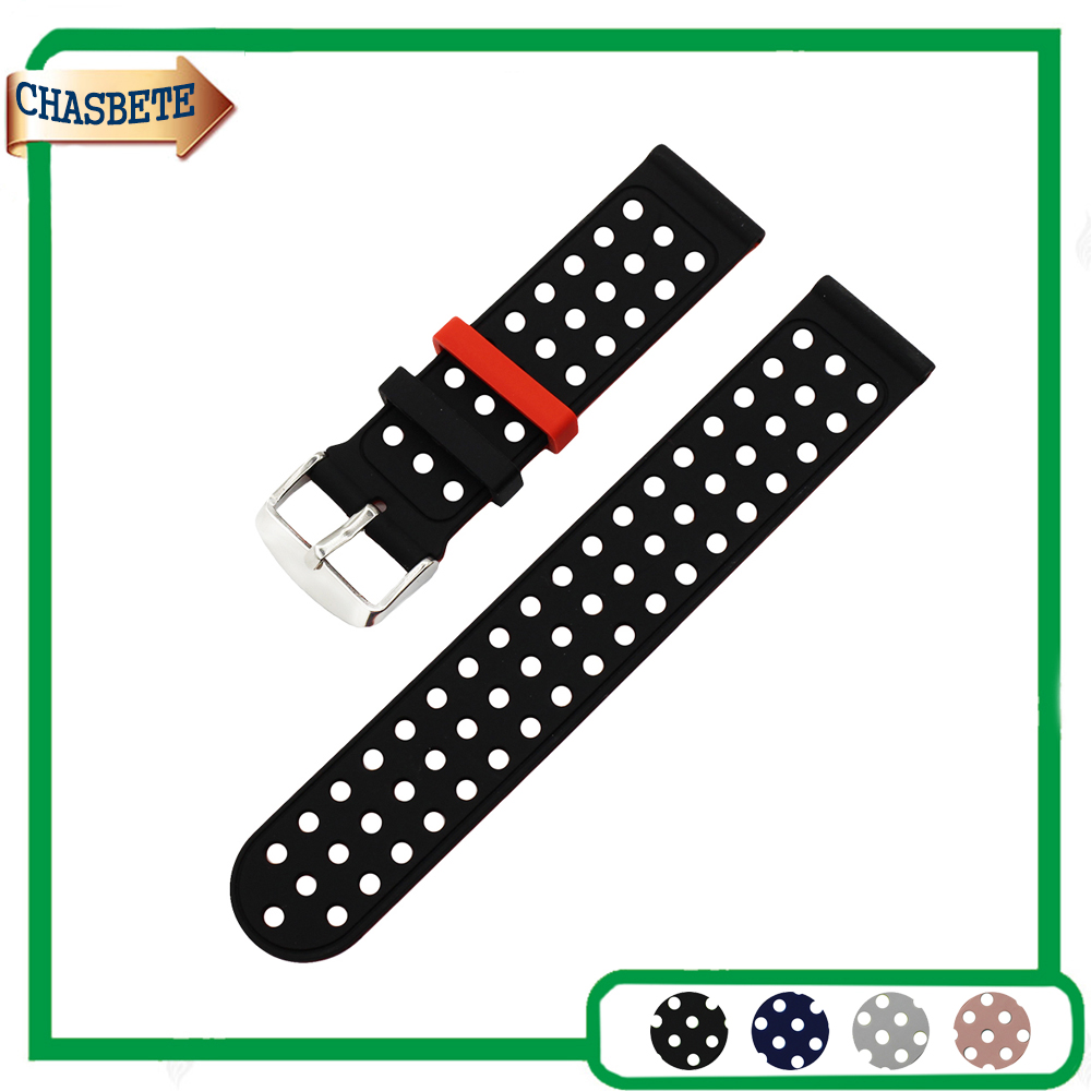 цены на Silicone Rubber Watch Band for Luminox 20mm 22mm Men Women Resin Strap Belt Wrist Loop Bracelet Grey Blue Green Black + Pin в интернет-магазинах