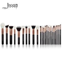 Jessup Brand Beauty Professional Makeup Brushes Set Make Up Brush Tools Kit Foundation Powder Blushes Natural