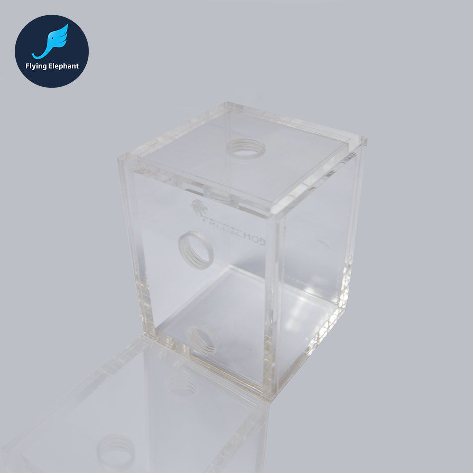 Flying-Elephant Computer Water Cooling TANK Mini Transparent Reservoir 200ML футболка детская dumbo the flying elephant 3699 jangpierre 2015