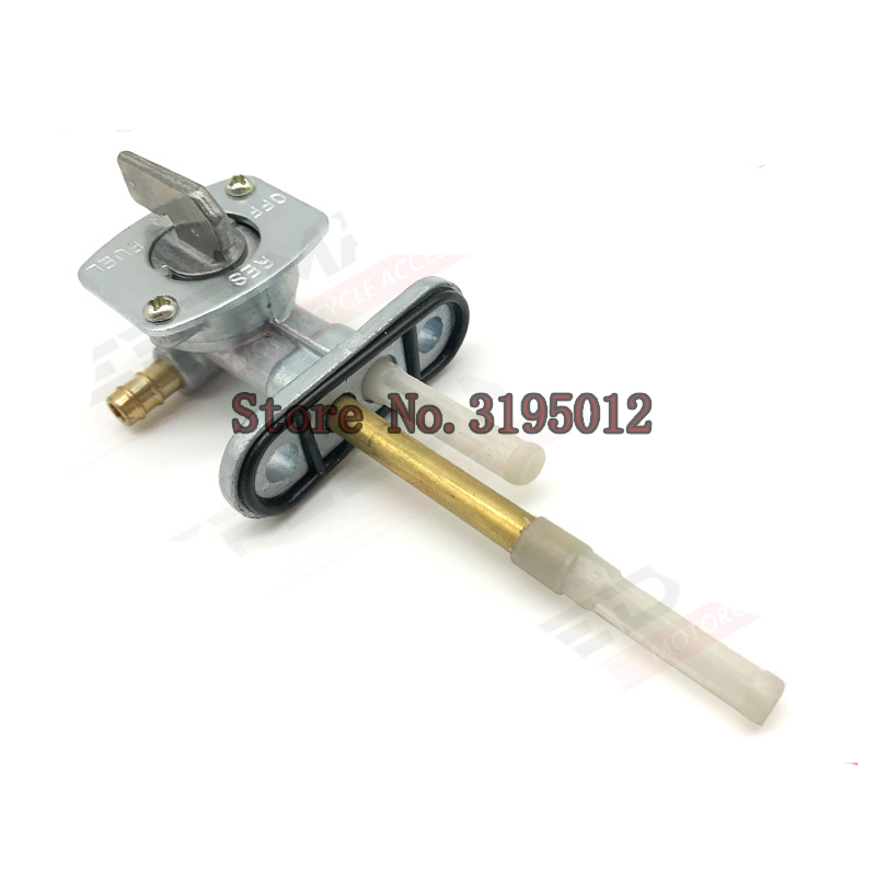 5/16'' 8mm Gas Fuel Petcock Valve Swith Tap For Yamaha FZR600 FZR600R XT600 XT600E WR500 TTR225 TTR230 TTR250 YZ125 YZ250 YZ400F