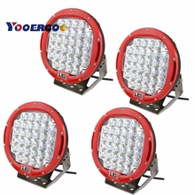 free shipping 4pcs 96W ARB LED work light 32 leds driving headlight for off road 4×4 truck SUV ATV 4X4 4WD UTE bumper spotlight