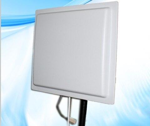 Lecteur longue portée uhf rfid à puce ISO18000 6C Gen 2 IMPINJ R2000 avec interface WG26/34/RS232/RS485