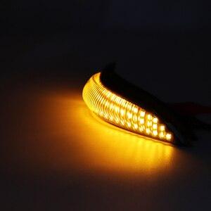 Image 5 - Luz intermitente lateral para coche, bombilla de luz intermitente secuencial ámbar para Toyota CAMRY, COROLLA, YARIS, VENZA, 2 uds.