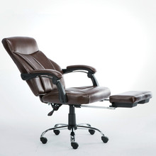 XIGE Reclining Computer Chair Midday Rest Office Staff Chair With a Foot Lacation