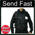 100% As Movie Shown Military Combat Tactical Vest outdoor gear riding vest U.S. Secret SWAT vest CS field equipment