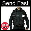 100% Como Mostrado do Filme Combate Militar Colete Tático ao ar livre equitação engrenagem colete EUA Segredo SWAT colete CS equipamentos de campo