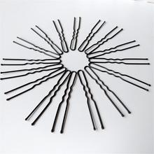 Get more info on the 20pcs U-shaped Waved Bobby Pin Barrette Salon Grip Clip Hairpins Hair Styling Tools Accessories
