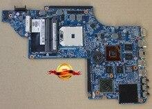Top qualität, Für HP DV6-6000 665284-001 laptop motherboard, systemplatine