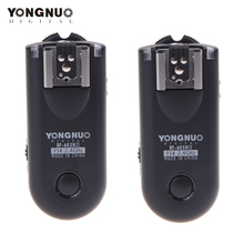 Yongnuo RF-603N II RF 603 N3 RF-603 N3 беспроводной триггер для Nikon D90 D600 D3000 D5000 D7000 триггер для вспышки