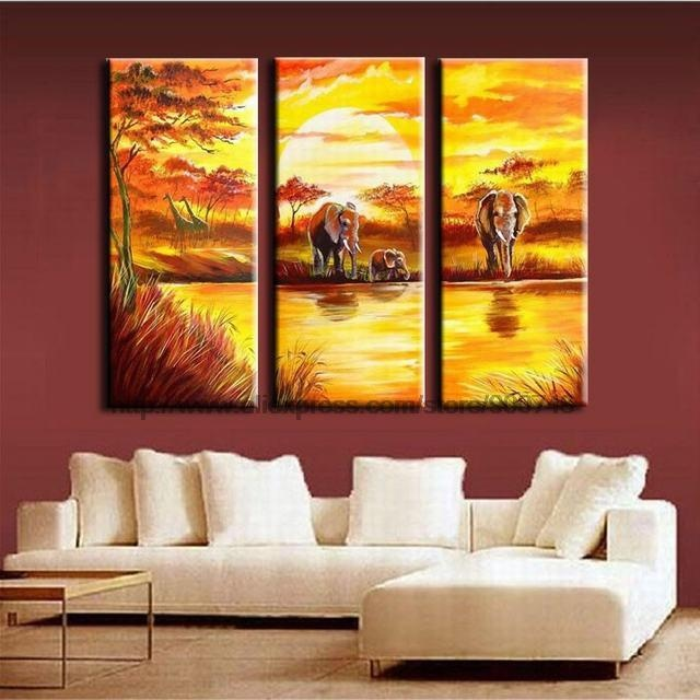 The Musicians Modern Canvas Art Home Decoration Oil Paintings Cheap Artwork  For Home Store Decoration Office