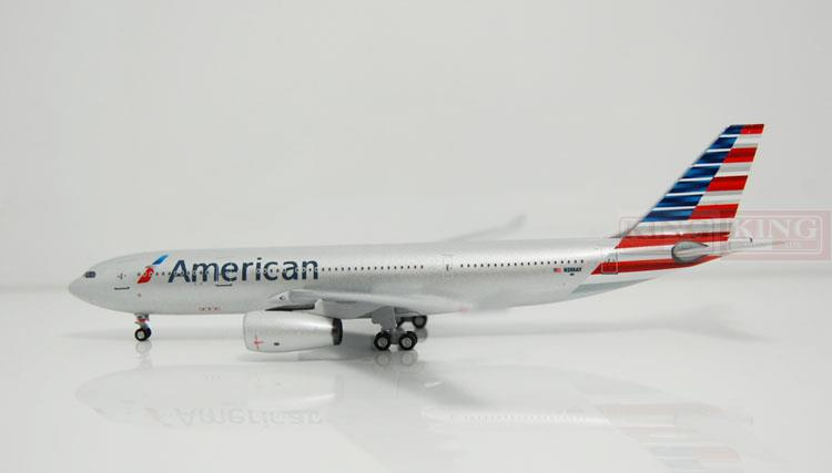 Aeroclassics American Airlines N288AY N/C 1:400 A330-200 commercial jetliners plane model hobby aeroclassics all american airlines n290ay 1 400 a330 200 commercial jetliners plane model hobby
