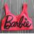 Mulheres por atacado Bratop Barbie Letras Imprimir Sutiã Esportivo Tanque Colheita Encabeça As Mulheres Da Moda Tops Camisas Roupas de Boa Qualidade