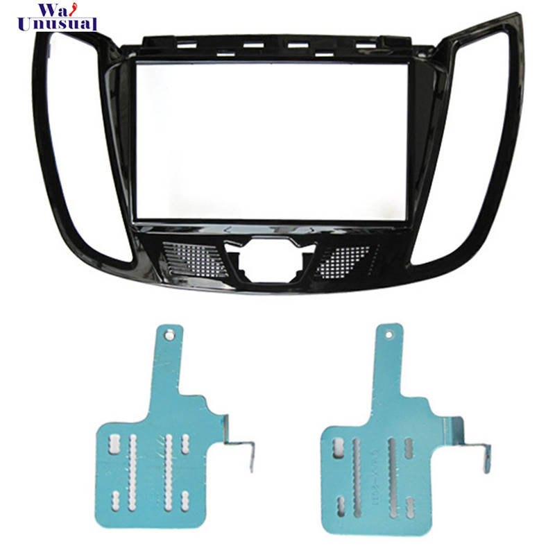 Navitopia Car Dash Frame Radio Fascia For Ford C Max Cmax 2011 For Kuga 2013 2din Autostereo