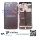 Test ok For Xiaomi Mi 4 MI4 WCDMA&TDS-CDMA white,black LCD screen display +Touch digitizer with frame Free shipping