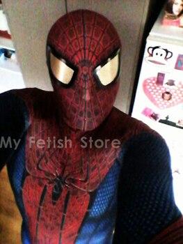 sm981 2015 the amazing spider man costume 3d original movie halloween cosplay spandex spiderman zentai.jpg 350x350