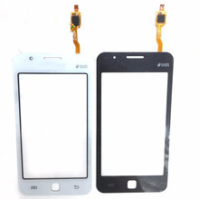 High Quality For Samsung Galaxy Ace 4 NXT SM-G313H G313 4.0 inch Digitizer Touch Screen Panel Sensor Lens Glass With Duos Logo