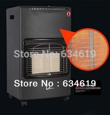 household mobile furnace sitting room indoor propane gas natural gas heater