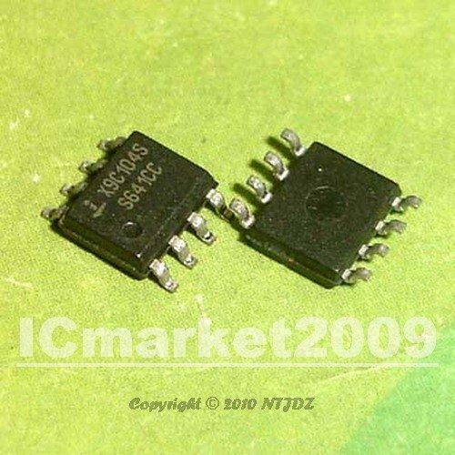 10 PCS X9C104S SOP-8 X9C104 Digitally Controlled Potentiometer