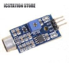 5pcs DC 4-6V LM393 Voice Sound Detection Sensor Module Voice Control Switch Intelligent Vehicle For Arduino
