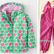 Spring and summer children weatherproof high quality waterproof suit ski suit jacket designer clothing for children