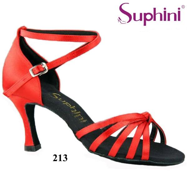 Free Shipping Suphini Flexible Tan Latin Dance Shoes Ballrom Dance Shoes Woman Red Dance Shoes olympia le tan джинсовые брюки