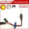 """2pcs 35W hid xenon bulb for 2"""" 2.3"""" 2.5'' 2.8"""" 3"""" hid bixenon projector lens bulb 3000K-8000K hid projector bulb car styling hid"""